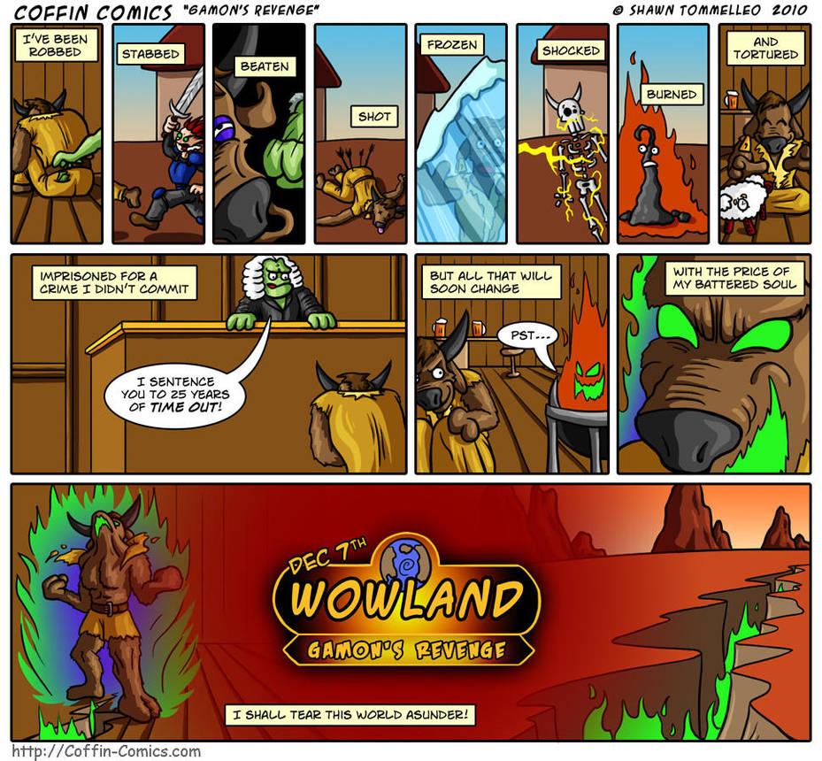 Gamon's Revenge by Jesterbrand