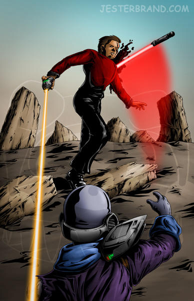 The Red Shirt by Jesterbrand