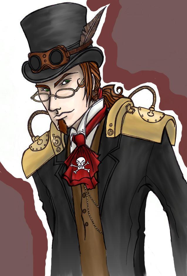 Gentleman Pirate by Enoki
