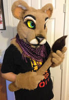 Premade Lion Partial (for sale!) by Enoki