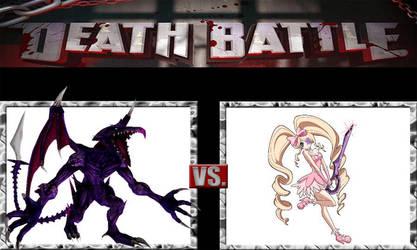 Death Battle: Ridley vs Nui Harime by Pyro-raptor