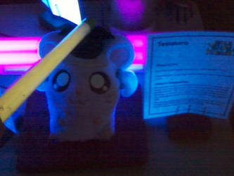 Hamtaro light. by ChopSilverBlood