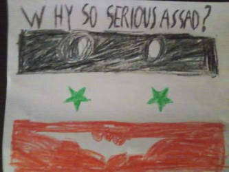 Why so Syria? by ChopSilverBlood