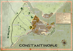 Constantinople by etherneofzula