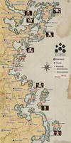 Carte de pirate by etherneofzula