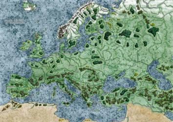 Europe medievale et fantastique by etherneofzula