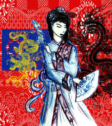 Amaterasu by Andrew-Stealfh