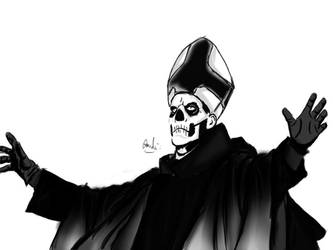 Ghost BC - Emeritus by Andrew-Stealfh
