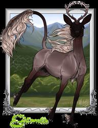 Eirianell | Buck | Herd Member by SunsetRevelation