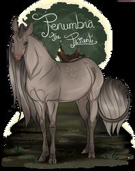 Lady Penumbra | Doe | Royal by SunsetRevelation