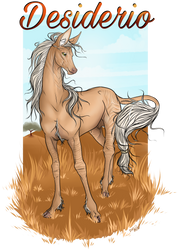 Desiderio | Buck | Herd Member by SunsetRevelation