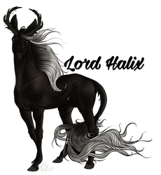 Lord Halix | Stag | Queen's Line Royal by SunsetRevelation