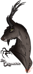 Lord Corraidhin | Stag | Lord by SunsetRevelation