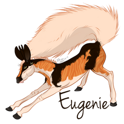 Eugenie | Queen | Nomad by SunsetRevelation