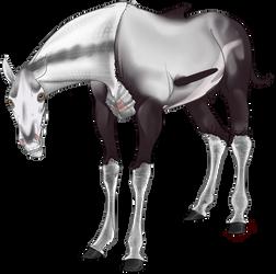 Estek | Stallion | Gatherer by SunsetRevelation