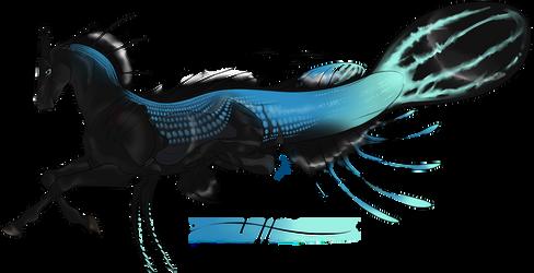 Hywel | Stallion | Warrior by SunsetRevelation