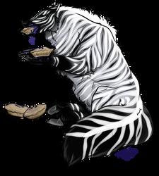 Yermolai Eats Pie by SunsetRevelation