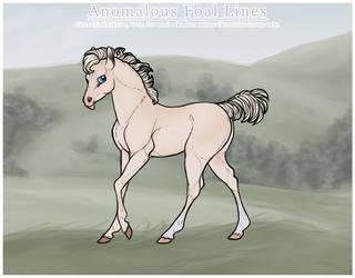 Foal Design | Lysander by SunsetRevelation