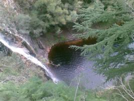 waterfall gully by phasai