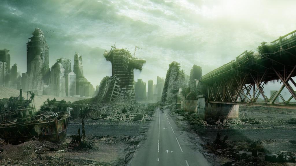 Apocalypse by pierremassine