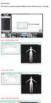 PMX Tutorial: How to fix (version 2.0 error) by dianita98