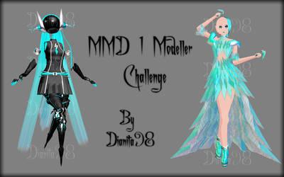MMD 1 Modeler Challenge by dianita98