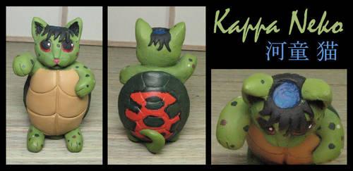 Kappa Neko by Tora-sensei
