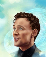 Tom Hiddleston by Ya10