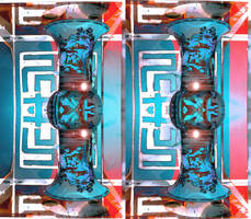 Gravity Defying Wang Xing Dynasty Ceramic Enigma by aegiandyad