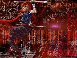 midori themed wallpaper 2 by zenshiki