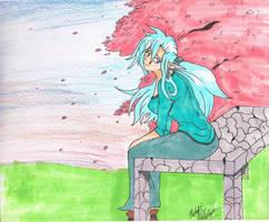 Elf Girl Wallpaper by AnimationsByRobert