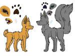 Ten Point Original Species Adopt [1/2 OPEN] by ImagineRain9731