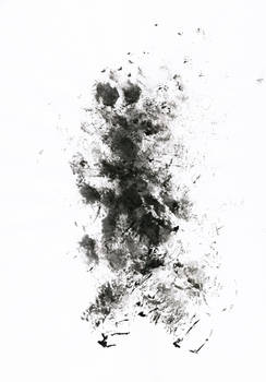 Ink Smudge 01 by Loadus