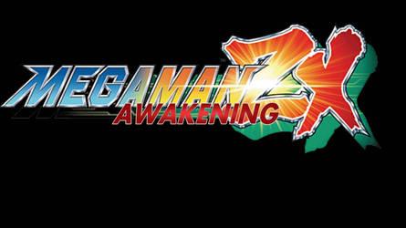 Mega Man ZX Awakening Logo by ChaoSSonic13