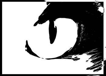 Cat's Eye II by UomoAnalogico