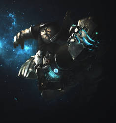 Dead Space by Zeussek