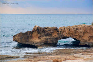 Dor beach 5 by ShlomitMessica