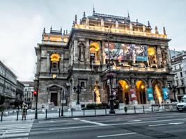 Budapest opera by ShlomitMessica