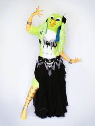 Tanhamon - parrot girl (full fursuit) - 3 by MiriamBast