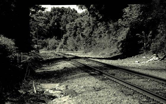 Rail Underpass by revnk