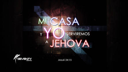 Josue 24:15 by alejandrodearmas77