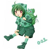 bulbasaur by 649pokemonchallenge