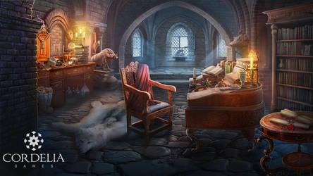 Queen's room by ameli-lin