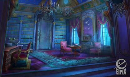 Hall by ameli-lin