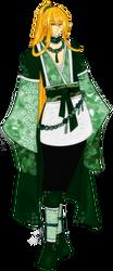 CH: Edo!Avalon Klauz Revamp by Undeciria