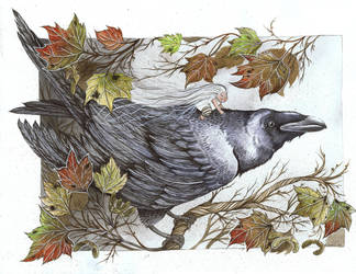 Thunderbird by Eleihna