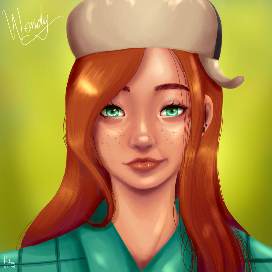Wendy by Helsic