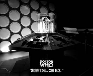 First Doctor's Console by Auton710