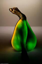 Pear by Mfenberg