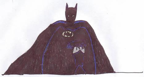 Batman by RaceConvoy